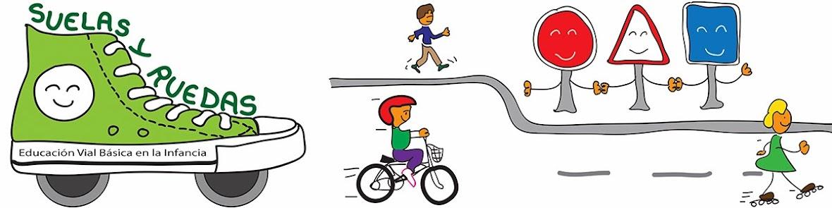 Suelas y Ruedas: Seguridad Vial Básica en la Infancia