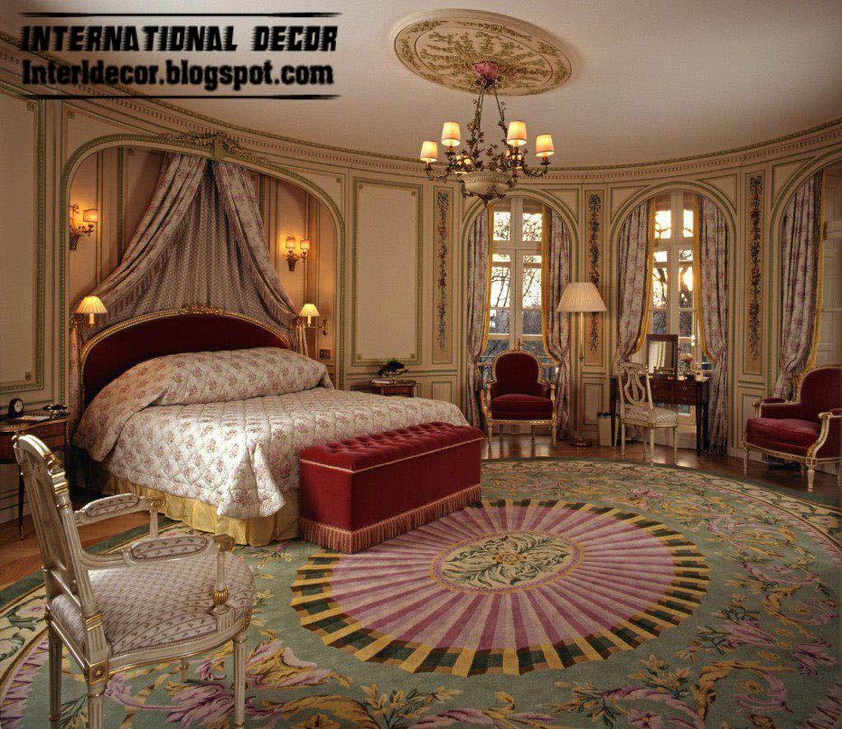 Royal bedroom 2015 luxury interior design furniture - Interior bedroom decoration ...