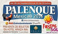 Fiestas del Sol 2014 Mexicali