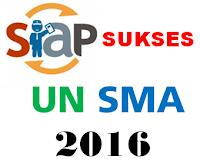 Soal Siap UN SMA 2016