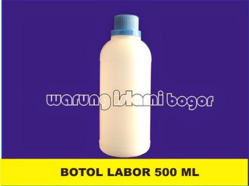Jual Botol Plastik HDPE 500ml