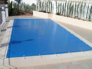 Capa para piscinas