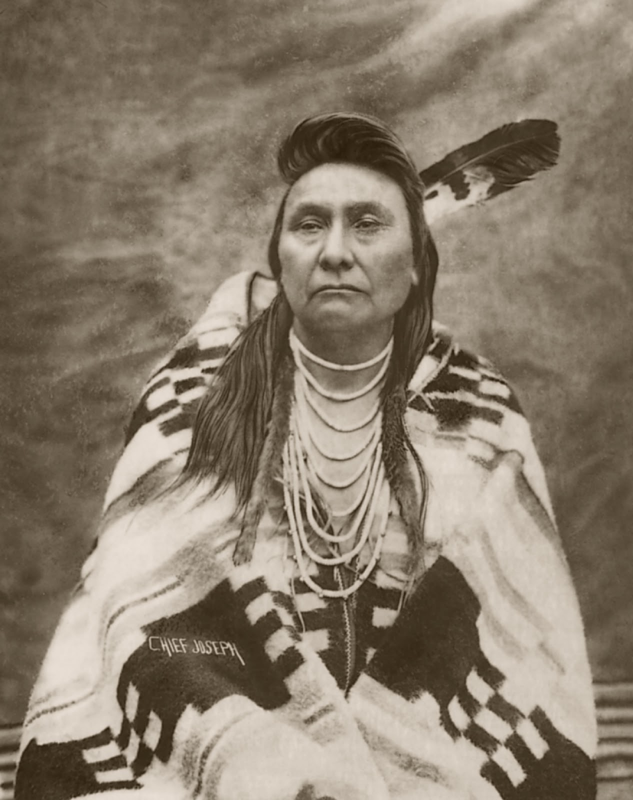 Chief Joseph Nez Perce
