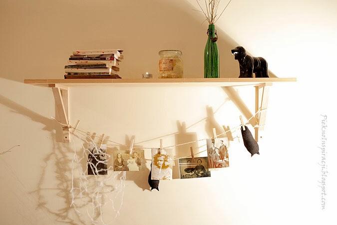halloween, dekoracje, jak urządzić, przystroić, decorations, DIY,