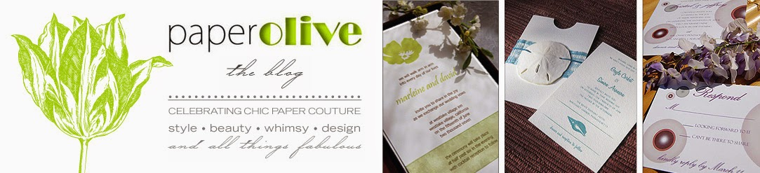 paper olive • the blog