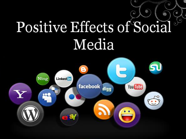 The Positive Impact Of Social Media