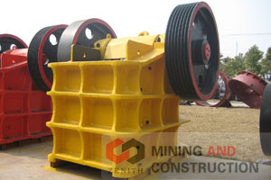 Stone Crusher Machine Features