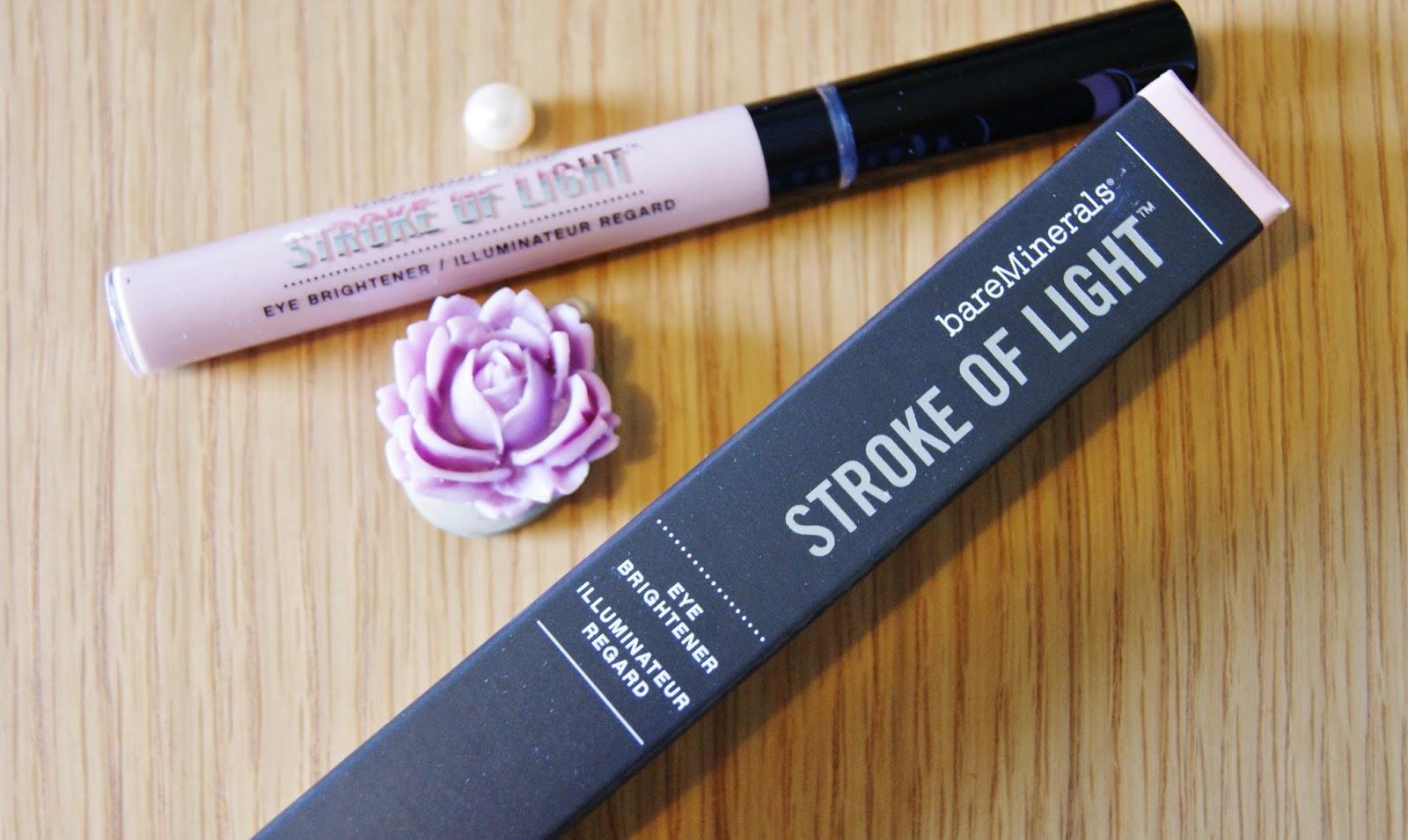 giveaway bare minerals stroke of light eye brightener a. Black Bedroom Furniture Sets. Home Design Ideas