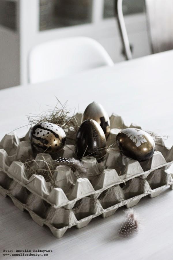 flak med ägg, äggflak, ägg, påskägg, påskpyssel 2015, påsken, påskens, påskpyssla, diy, äggkartonger, äggkartong, fjäder, fjädrar, pyssla, inredning, inredningsblogg, blogg, bloggen, bloggar