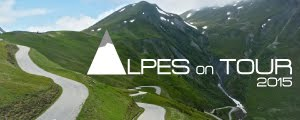 Alpes on Tour 2015
