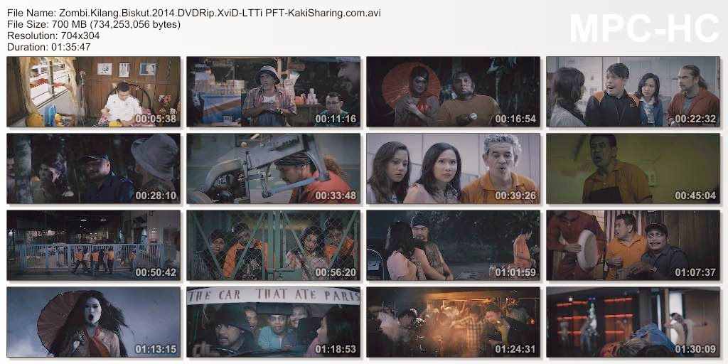Zombi Kilang Biskut 2014 DVDRip Sipnosis Movie Download