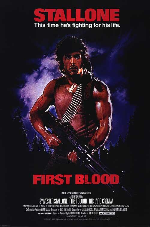 Las Peliculas de Vuestra Infancia Rambo+1