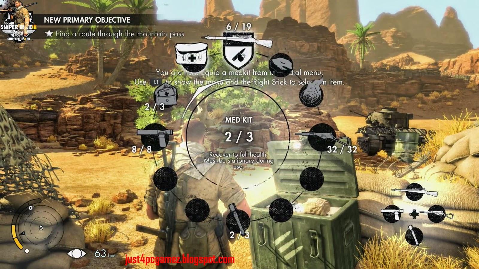 Sniper elite 3 скачать торрент repack для pc русская версия.