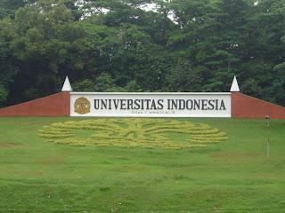 Universitas Indonesia-Perguruan terbaik dan terkenal di Indonesia