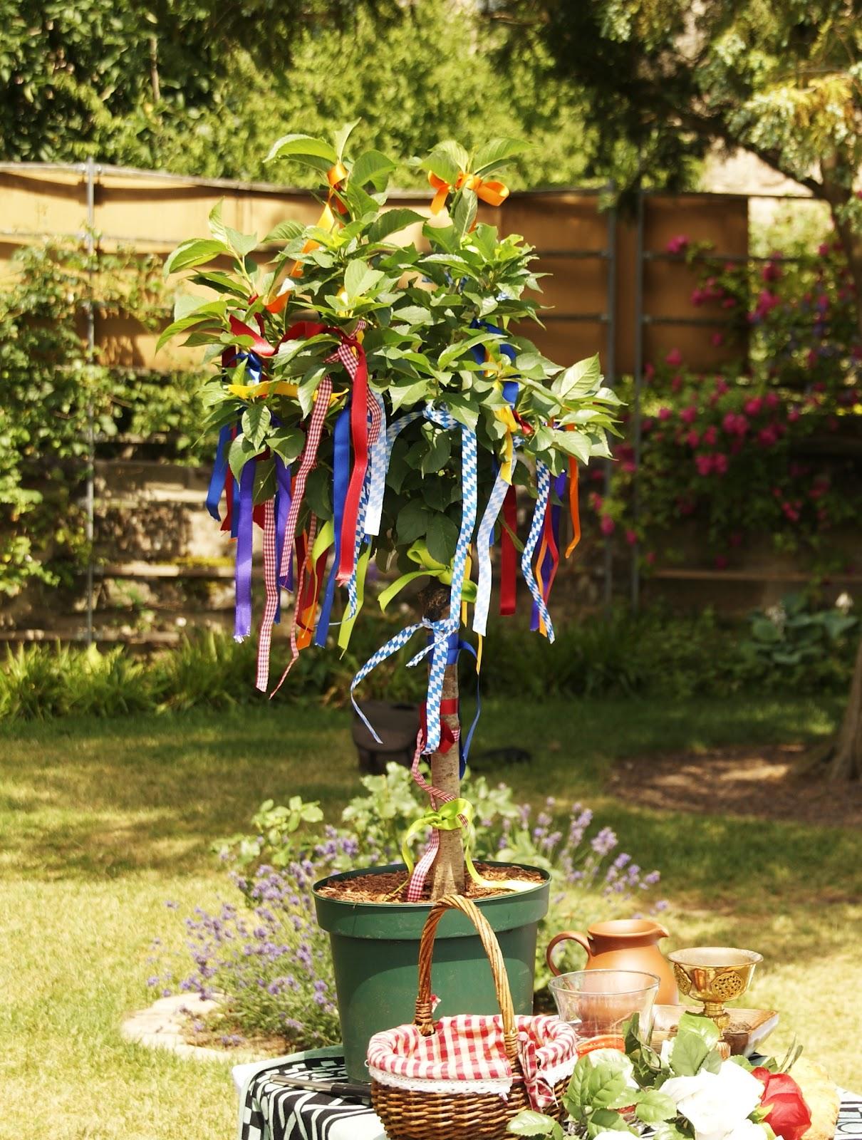 Hochzeits-Wunschbaum
