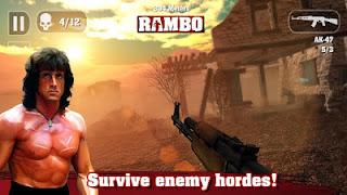 Game Rambo APK+DATA Terbaru