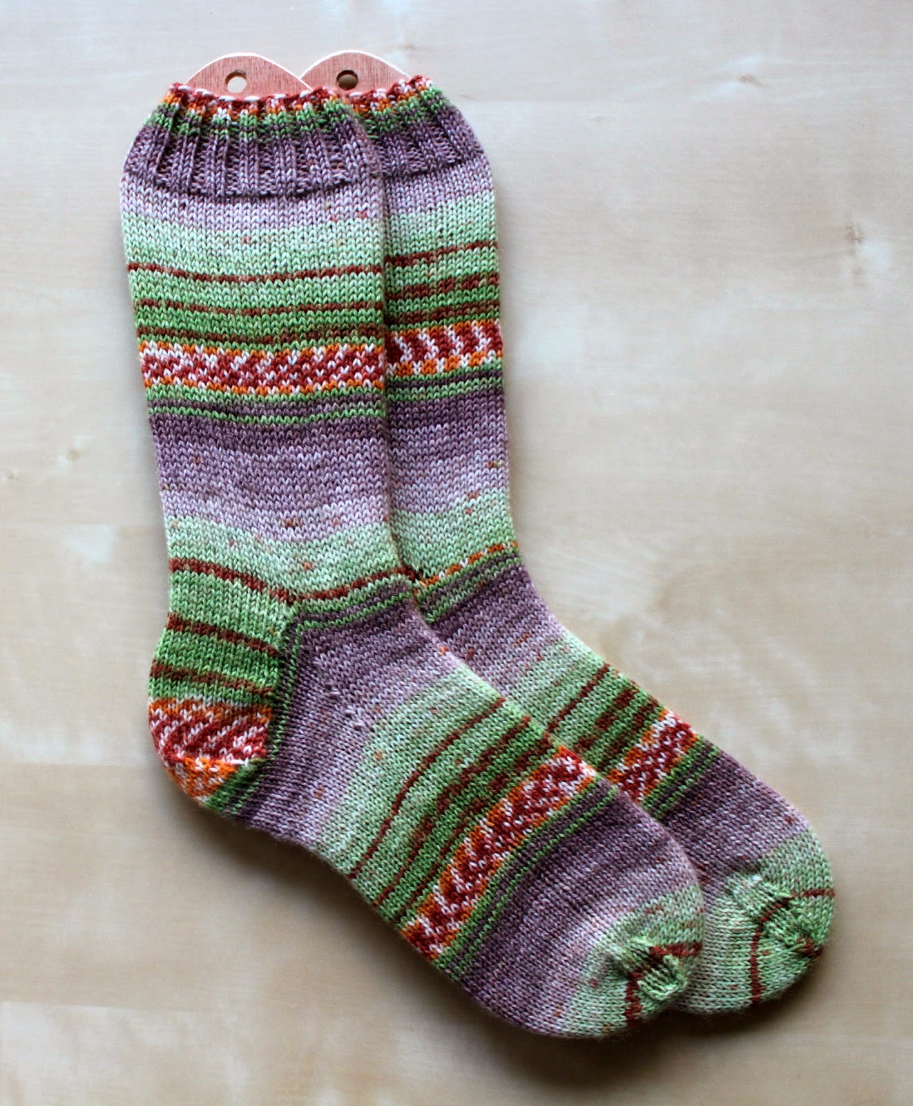 Hand Knitted Things: January 2014