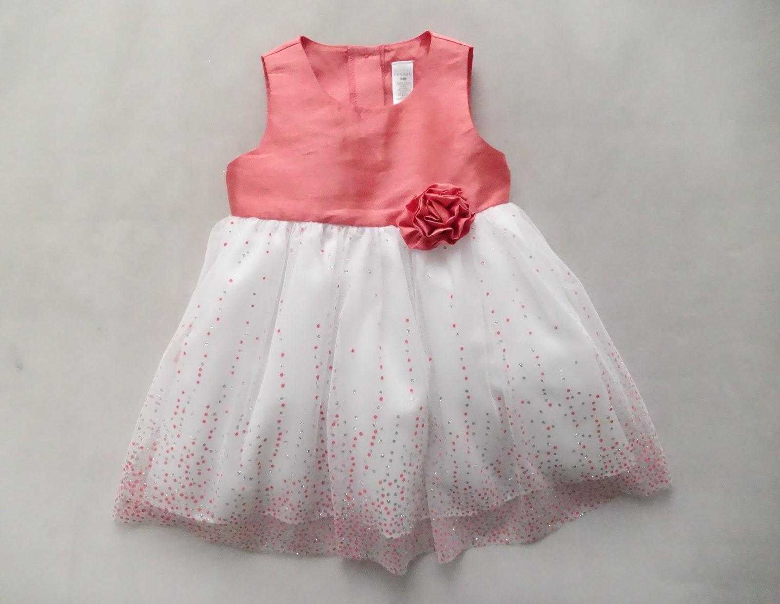SandCastle Kid s Boutique George Party Dress