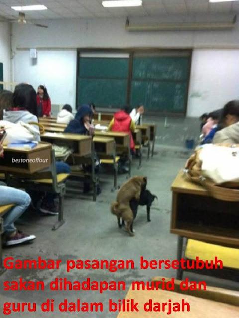 Gambar pasangan bersetubuh sakan dihadapan murid dan guru di dalam ...