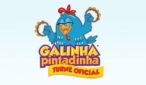Show da Galinha Pintadinha em Vitória ES