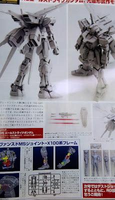 Real Grade Strike Gundam Preview