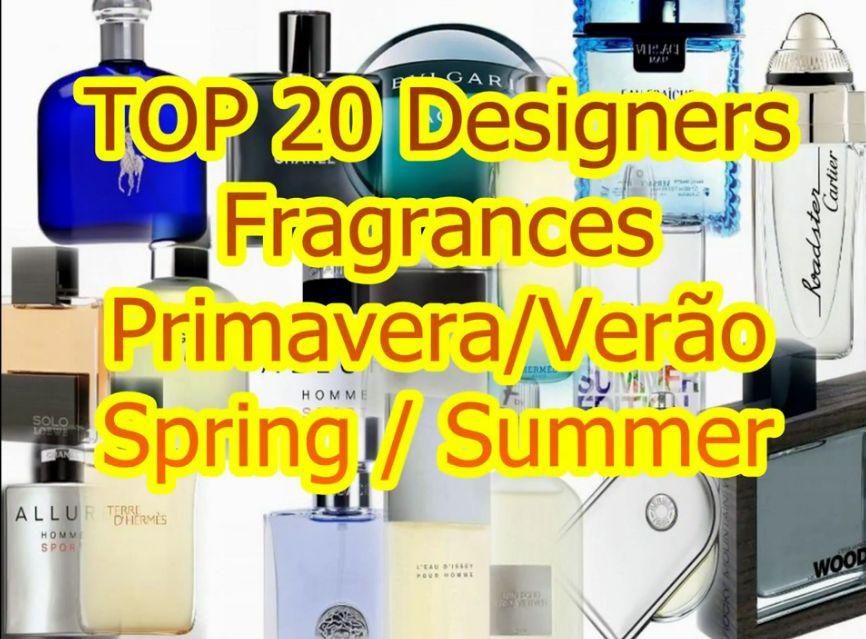 Perfumistico  Top 20 Fragrâncias Primavera   Verão 4c0c7bf668