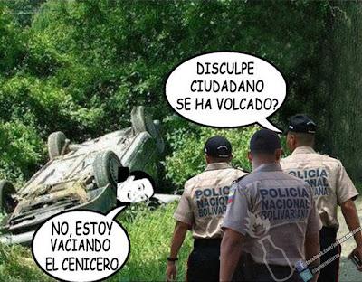 Mientras tanto en venezuela accidente automovilístico meme