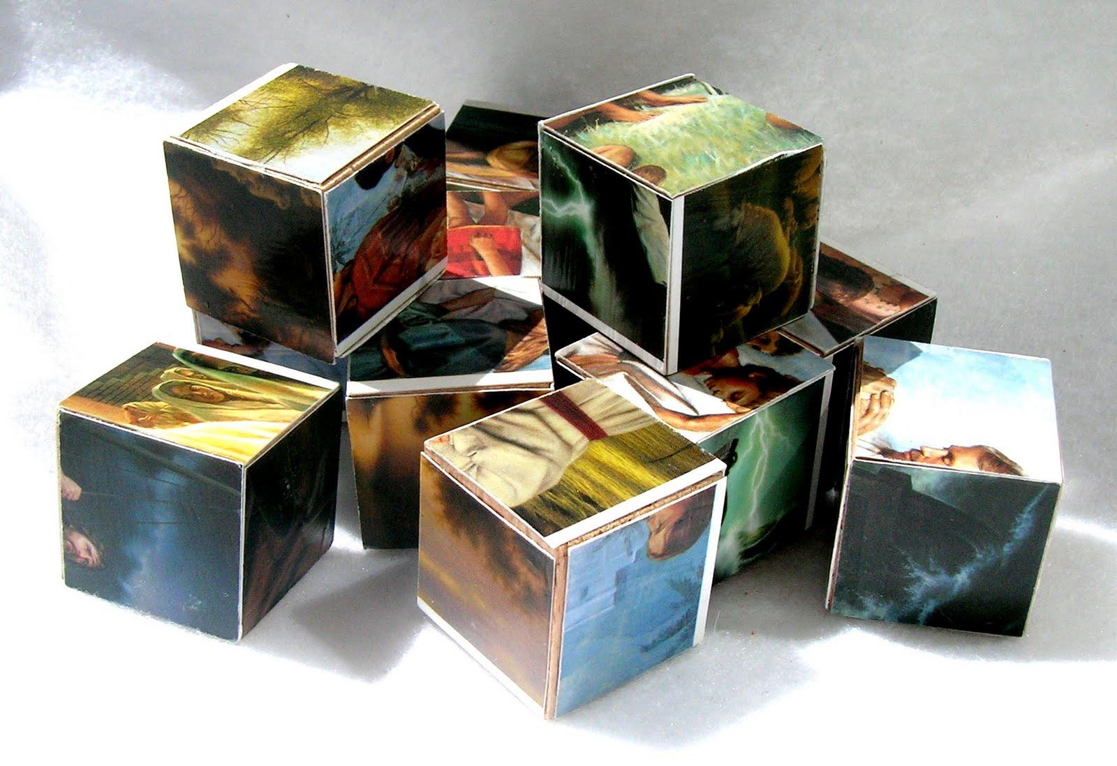 Arts and Crofts: Puzzle Blocks