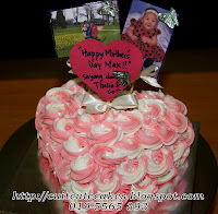 cho moist buttercream- mothers day