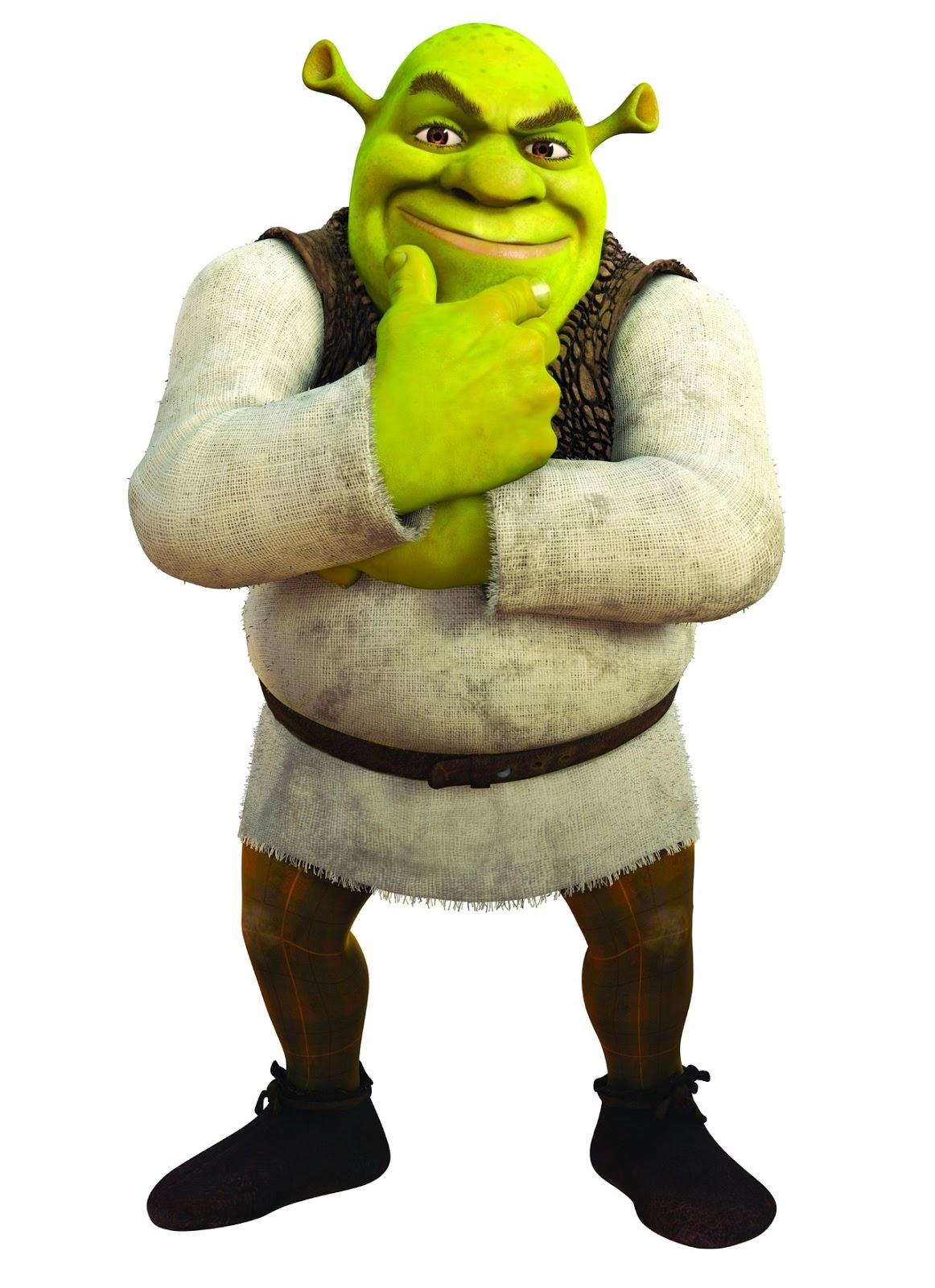 Imagenes de Shrek