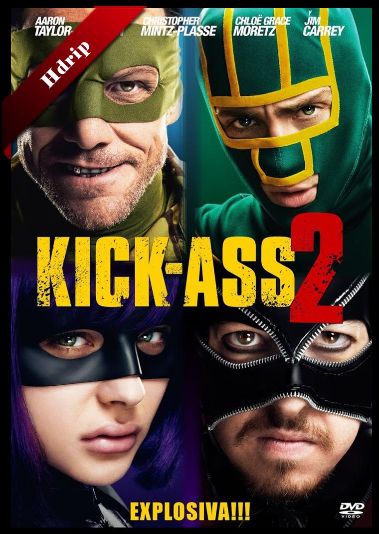 Kick-Ass 2 Con Un Par HD