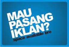 Space ini Untuk Usaha Anda