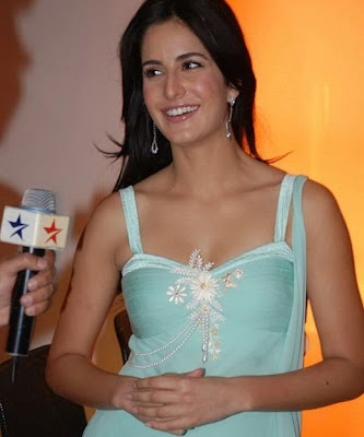 Katrina Kaif in Chadan Sparsh Spa photos
