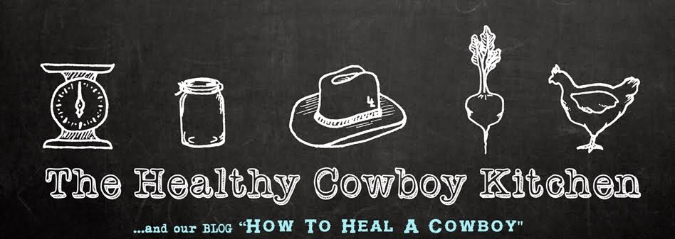 How to heal a cowboy