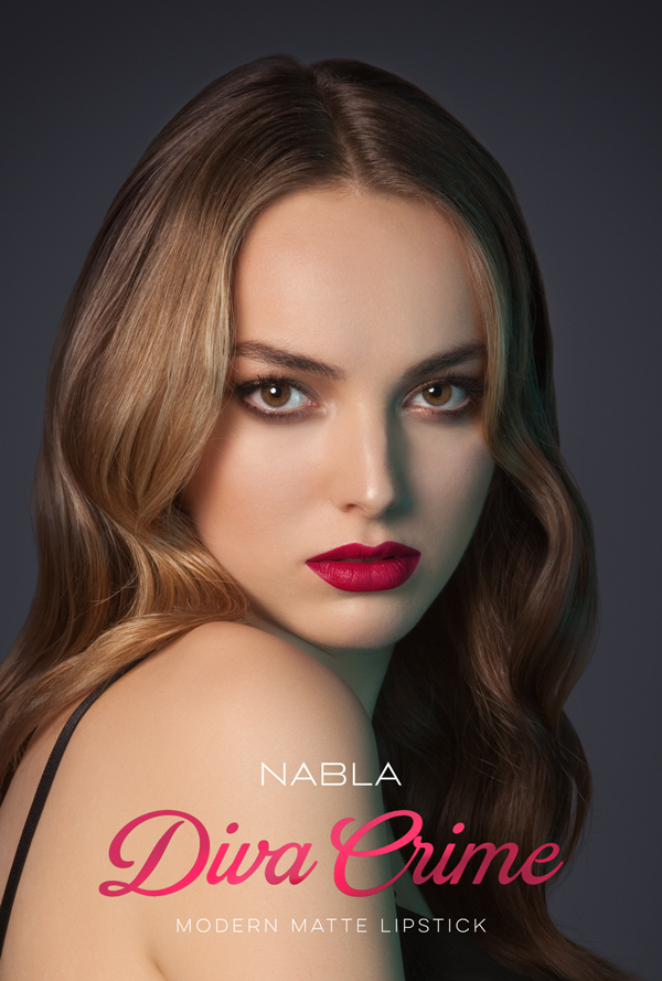 Nuovi rossetti Dive Crime by Nabla Cosmetics