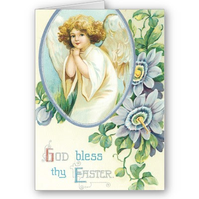 Free Easter Greeting Card
