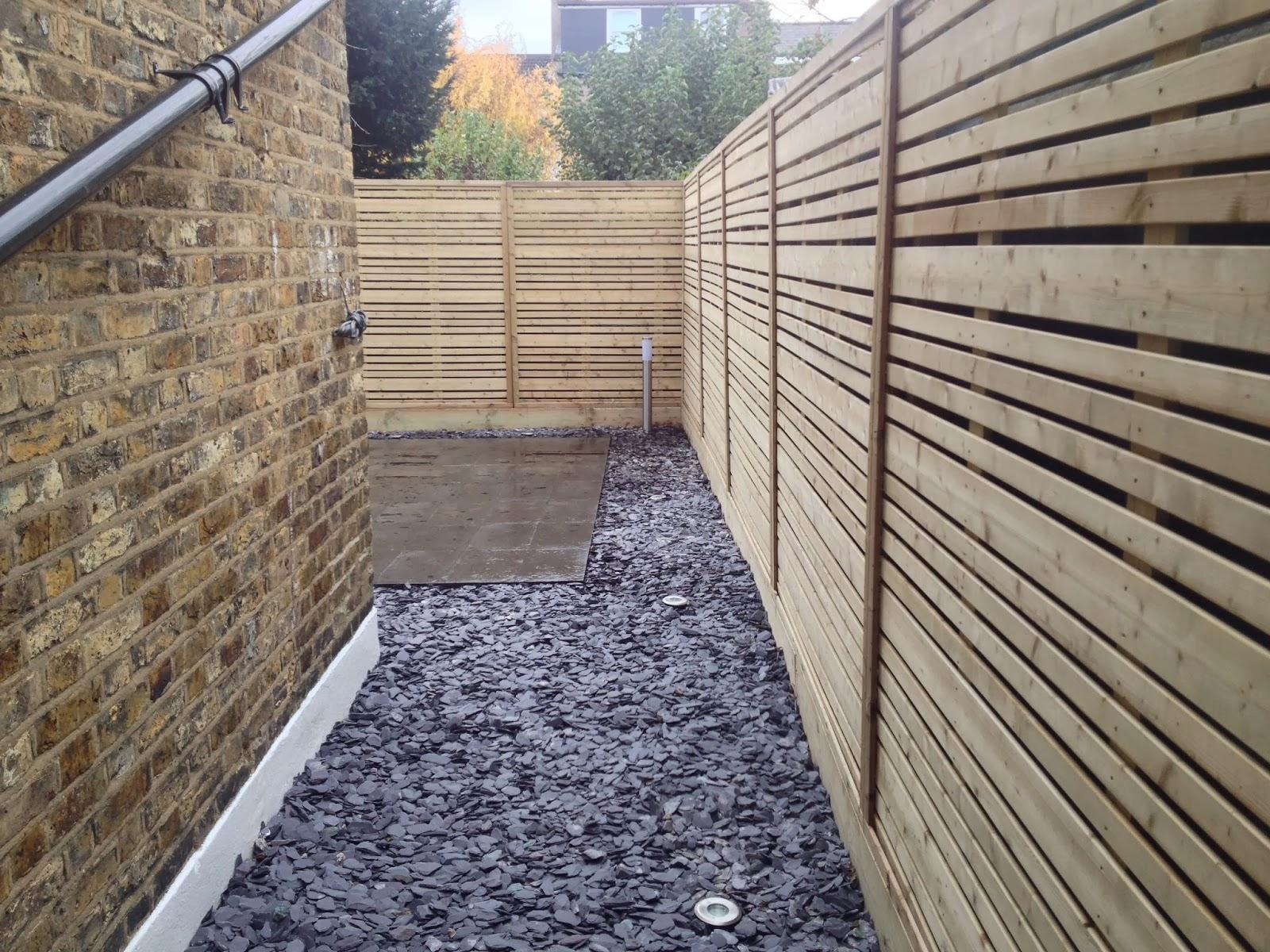Modern Fence Panels 1600 x 1200