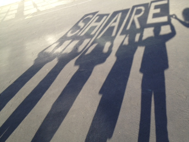 SHARE shadow