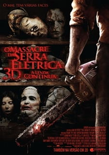 O Massacre da Serra Elétrica: A Lenda Continua BDRip (Texas Chainsaw ) Torrent – Dublado (2013)
