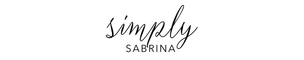 Simply Sabrina