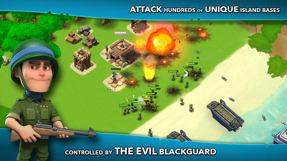Boom Beach Android full Apk data