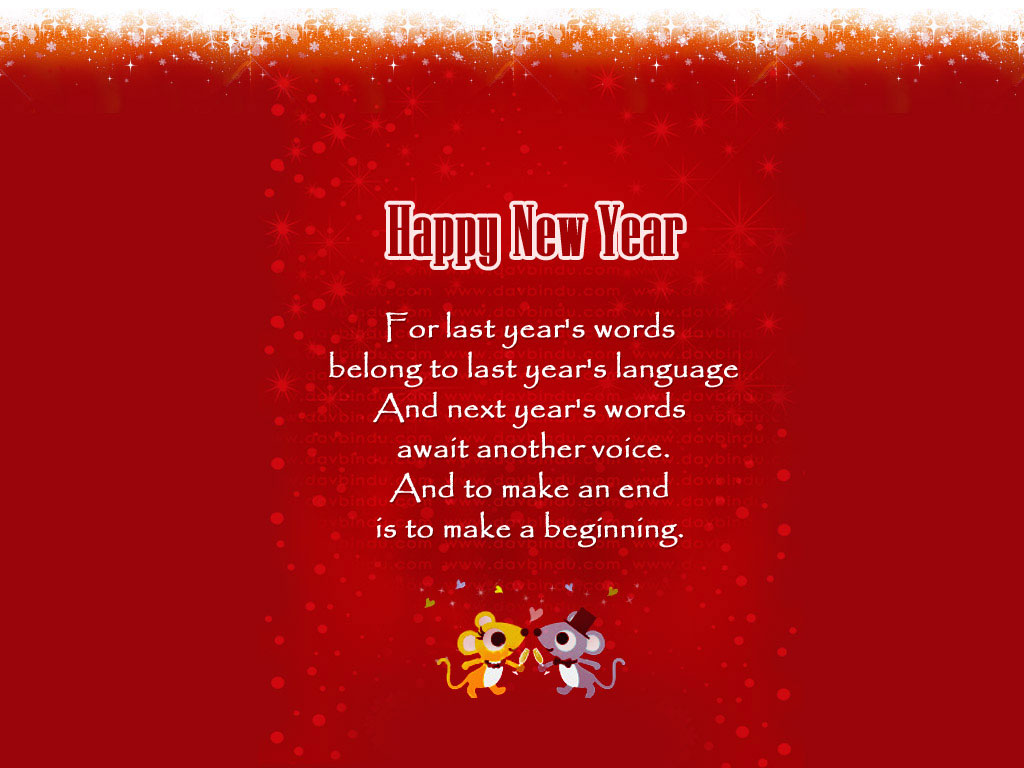 Happy New Year 2013 Free Greetingwishesmessage Message In Image