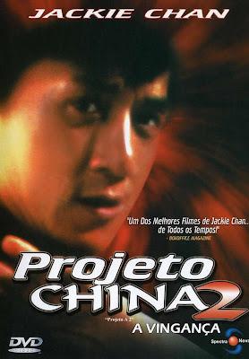 Projeto China 2: A Vingança - DVDRip Dublado