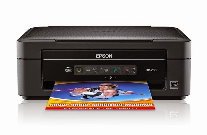 Download Driver Epson XP-200