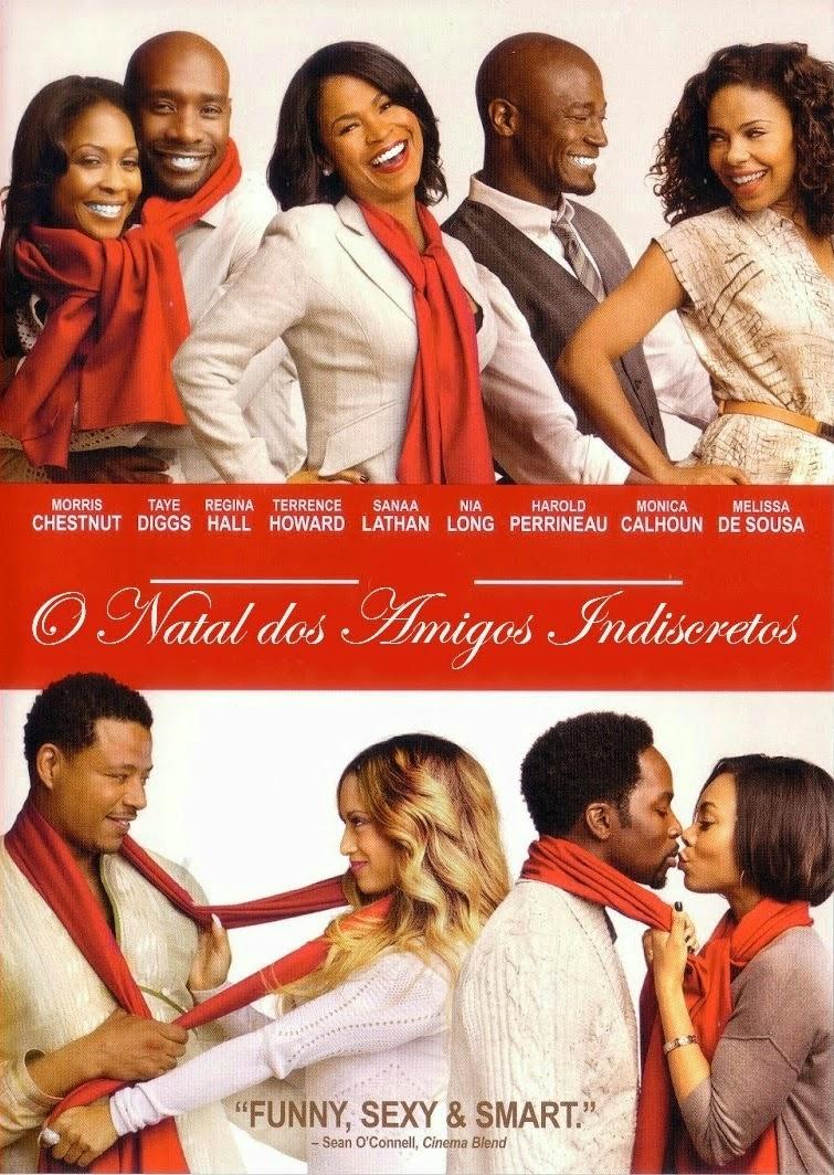 O Natal dos Amigos Indiscretos – Dublado (2013)