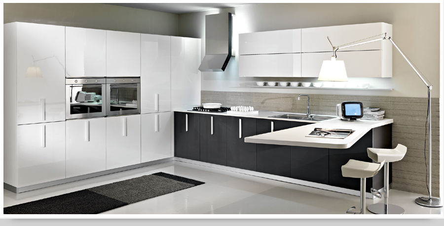 Italian kitchens nyc modern kitchens nyc for New model kitchen design