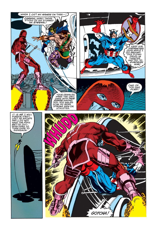Captain America (1968) Issue #399 #338 - English 15