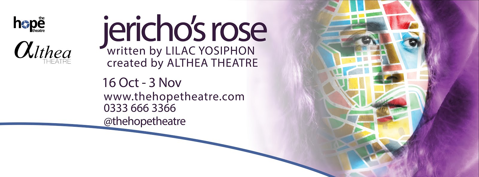 Jericho's Rose at the Hope Theatre