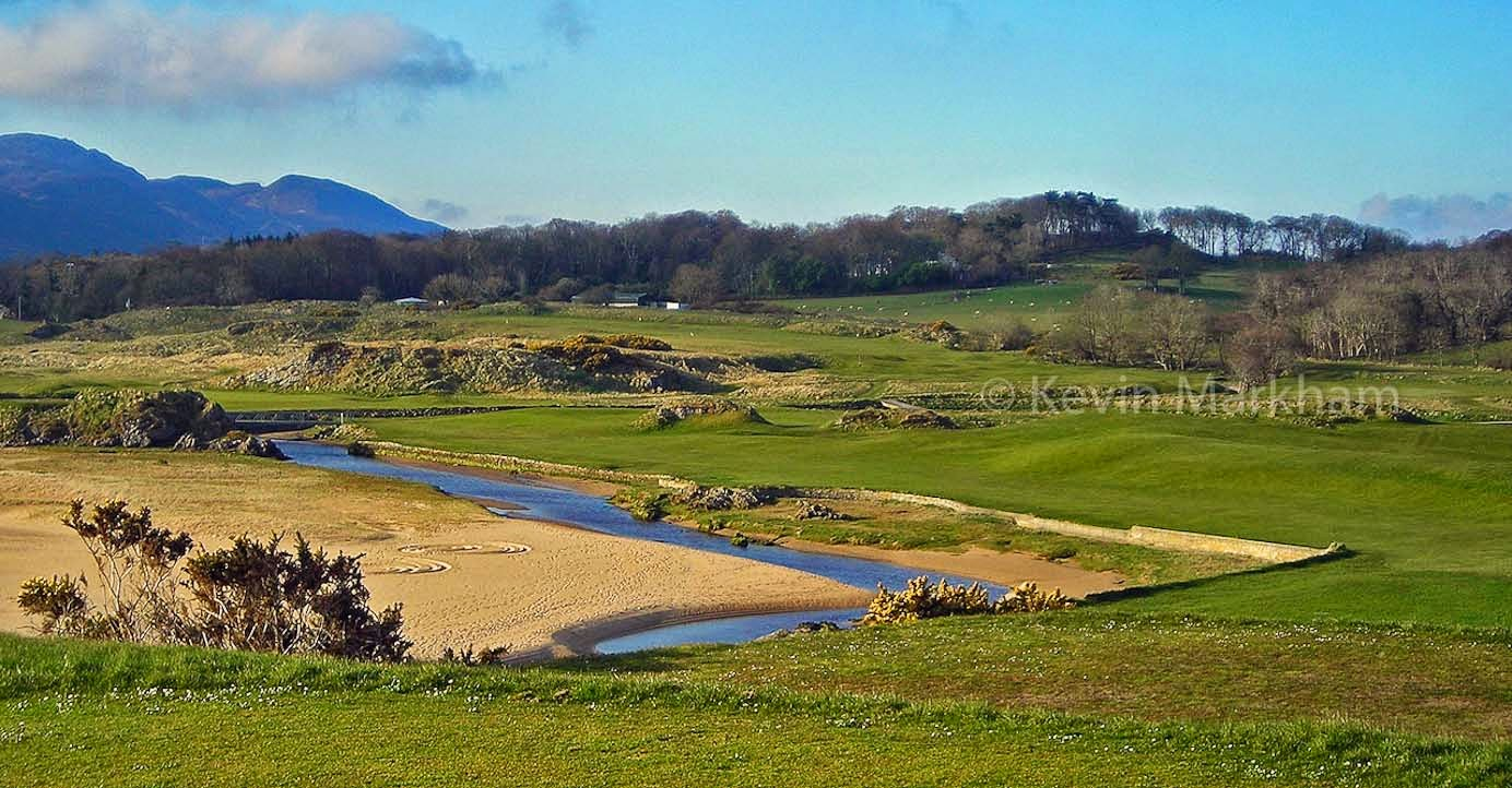 Portsalon Golf Club, Donegal, Ireland, 2nd Hole, copyright Kevin Markham