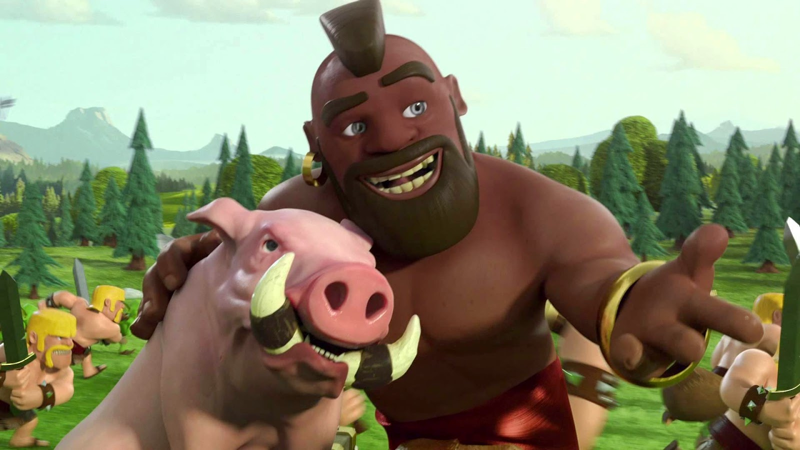 Download Clash of Clans Free